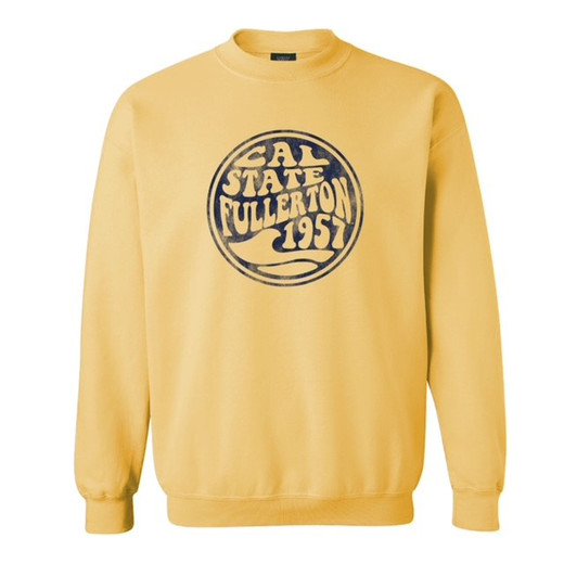 MV Sport Spring 2021 Fundamental Crew - Yellow